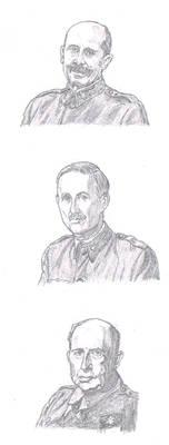 Spanish Civil War generals part 3