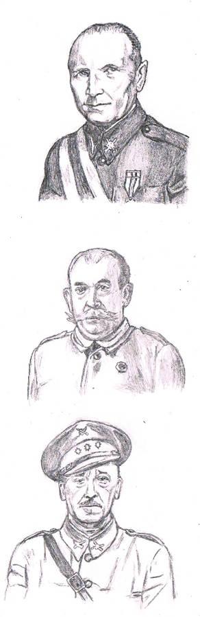 Spanish Civil War generals part 4