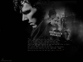 Just for me. | Sherlock by Monsunwind