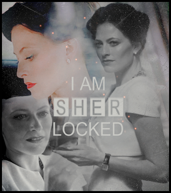 I am S H E R locked. | by Monsunwind