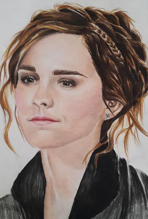 Emma Watson by franni91