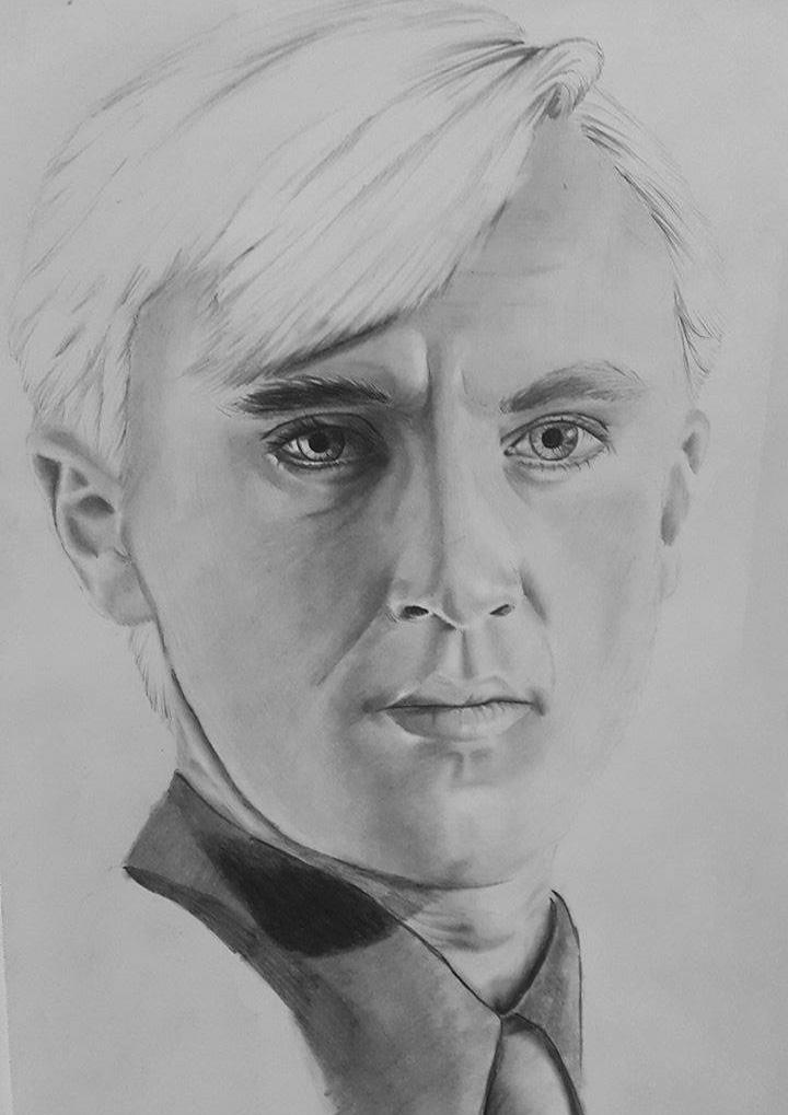 Draco Malfoy by franni91