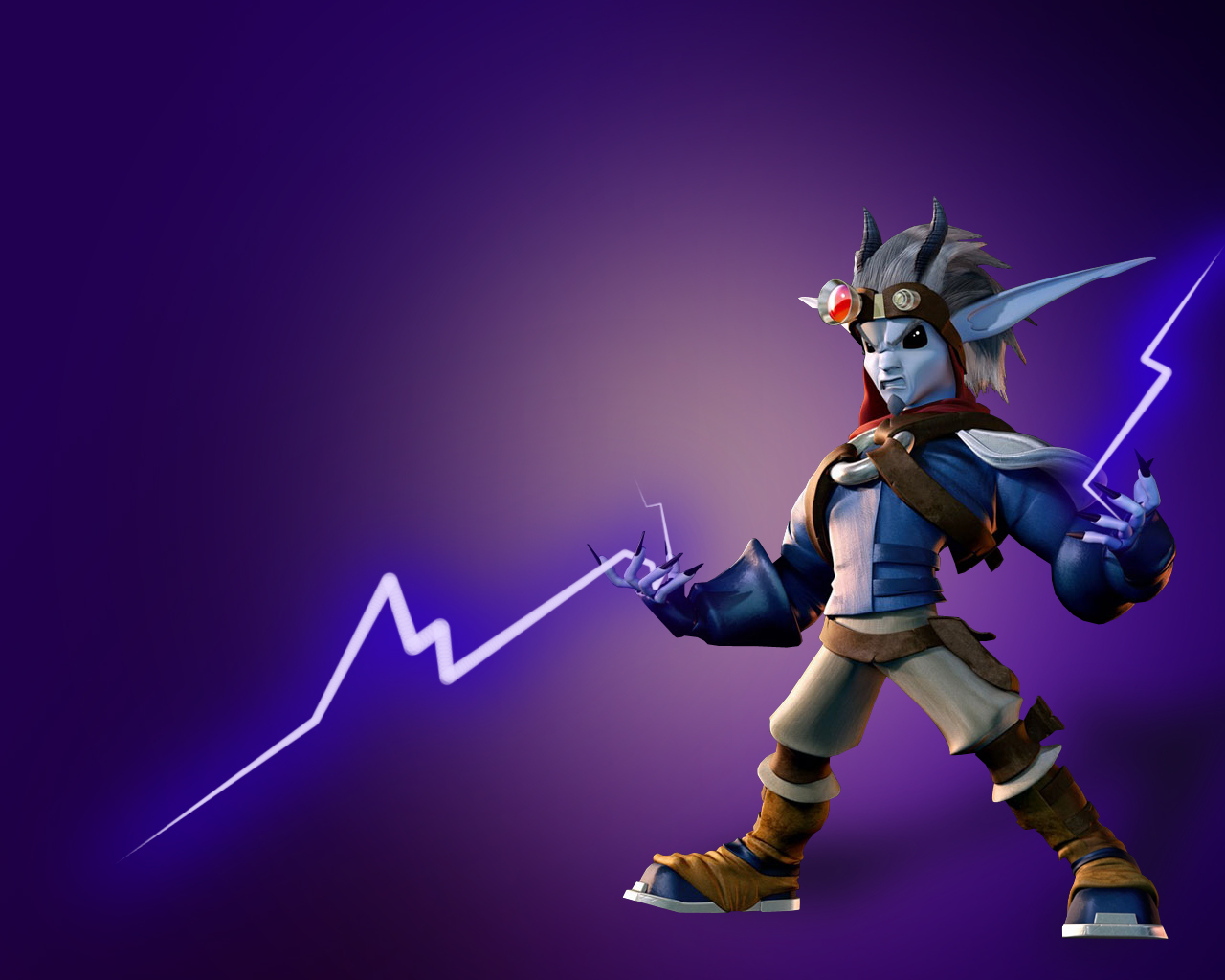 Download Jak Daxter Wallpapers: Dark Jak Wallpaper By MechanicalFiend9 On DeviantArt