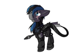 Shadow Dasher by 3lasticarts