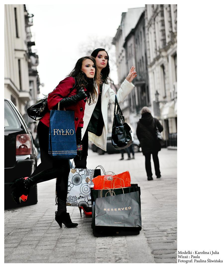 shopping day by sliwka91