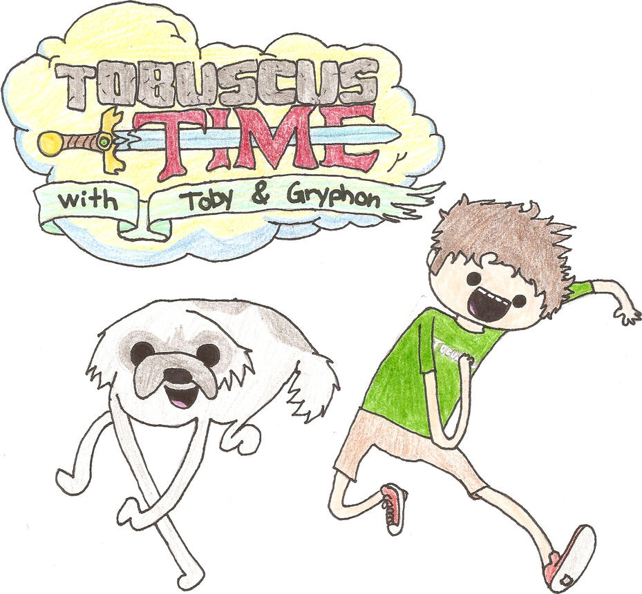 Tobuscus Time! by Jill...