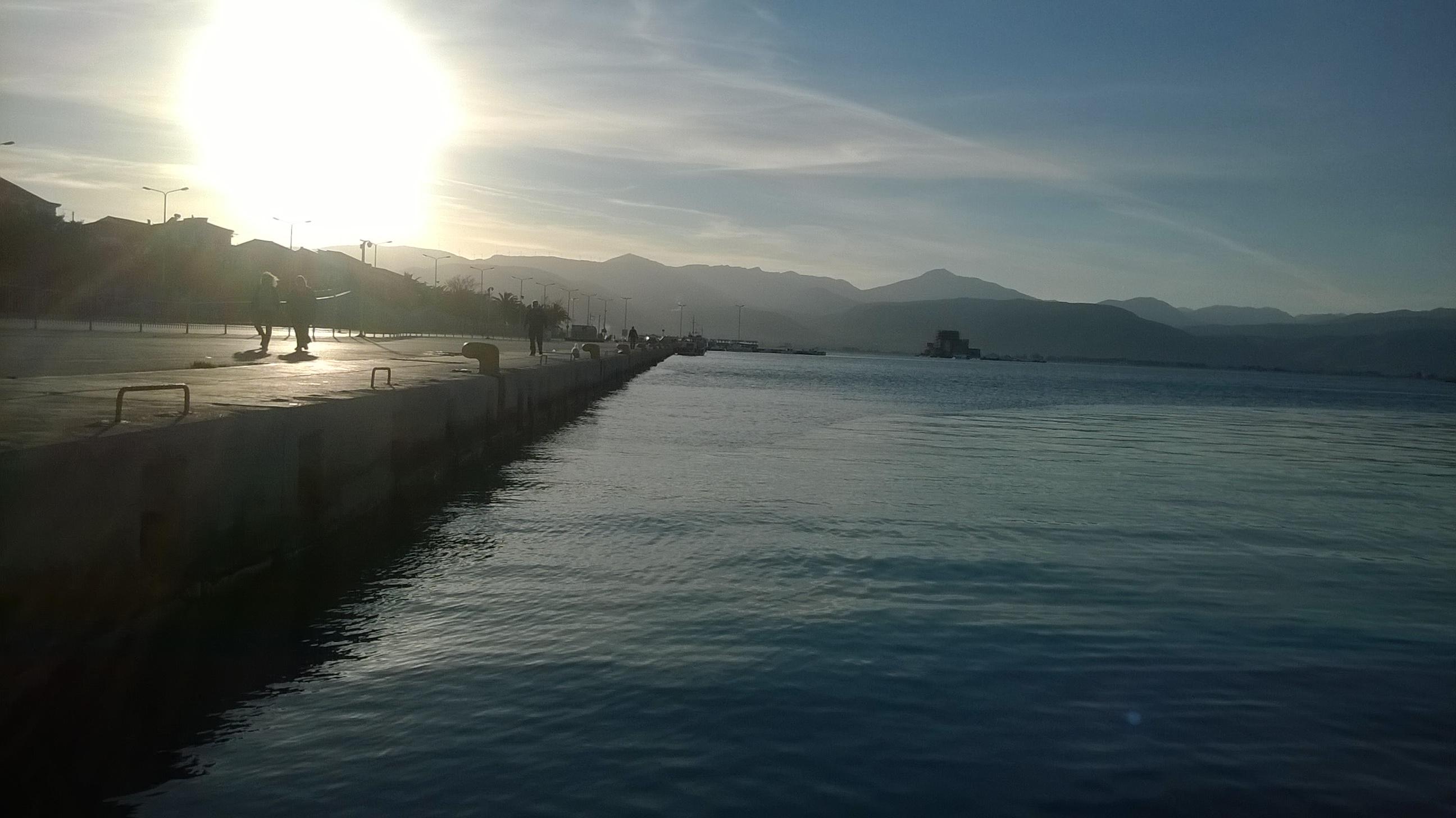 Calm landscape by Giorgiathefox