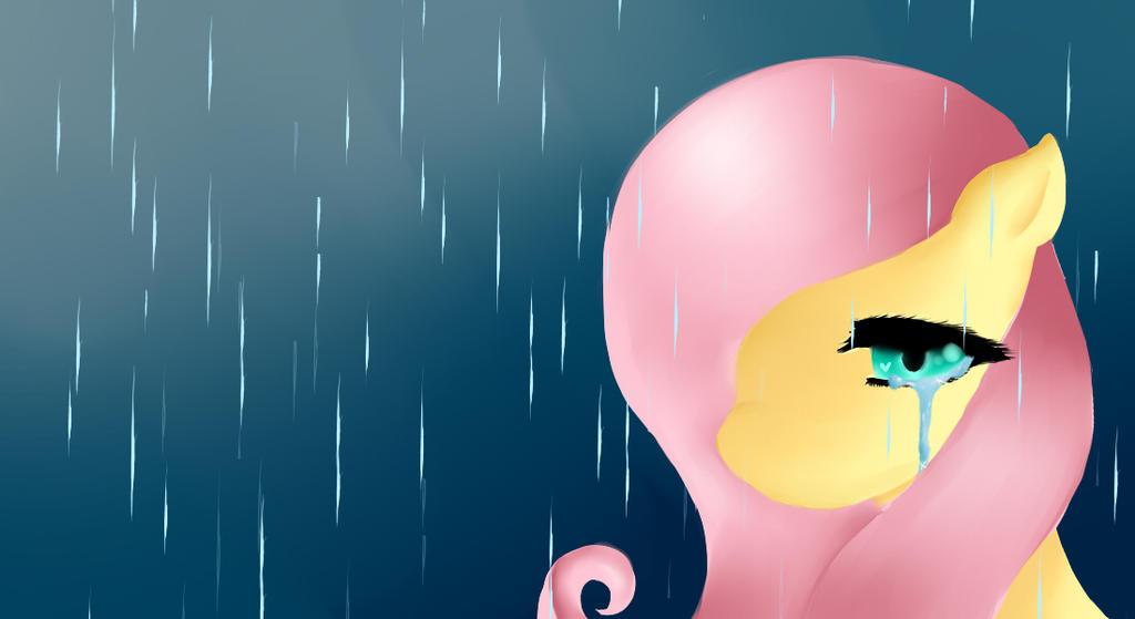 depressed fluttershy - photo #23