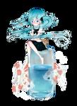 Bottle Miku