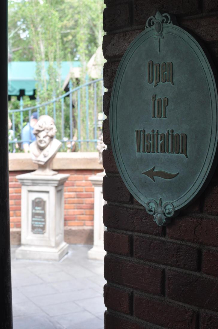 Open for Visitation by xBluexVanillax