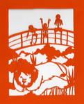 Dia de los Muertos-At the Zoo