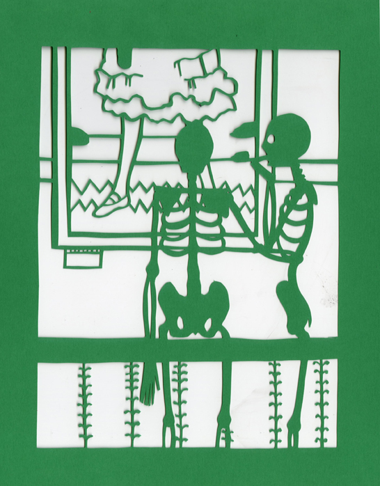 Dia de los Muertos-Art Museum by Muirgheilt