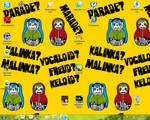 Matryoshka Desktop