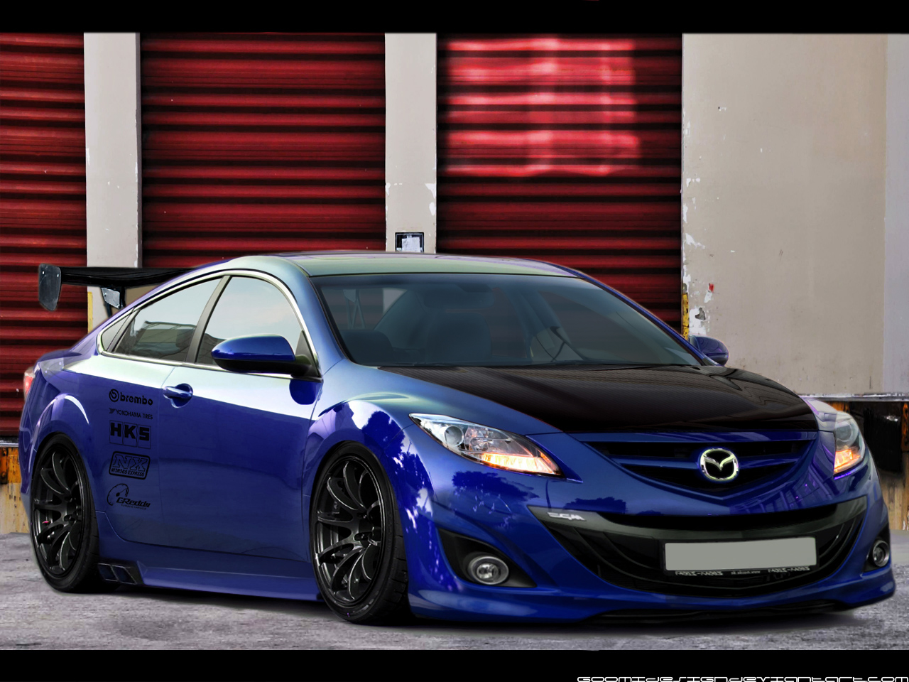 Mazda 6 Race Edition