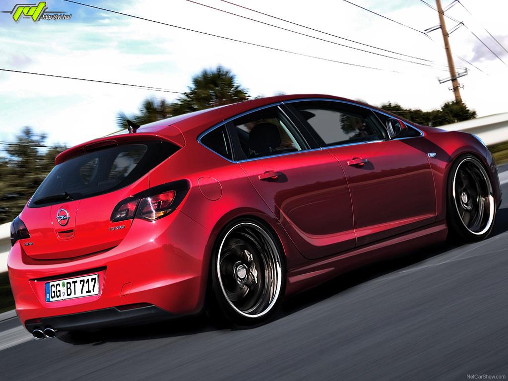 Opel Astra OVTV Ed.