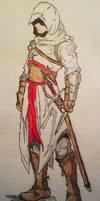 Asassins Creed - Altair