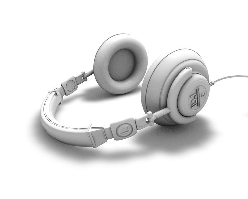 Headphones by Duskya