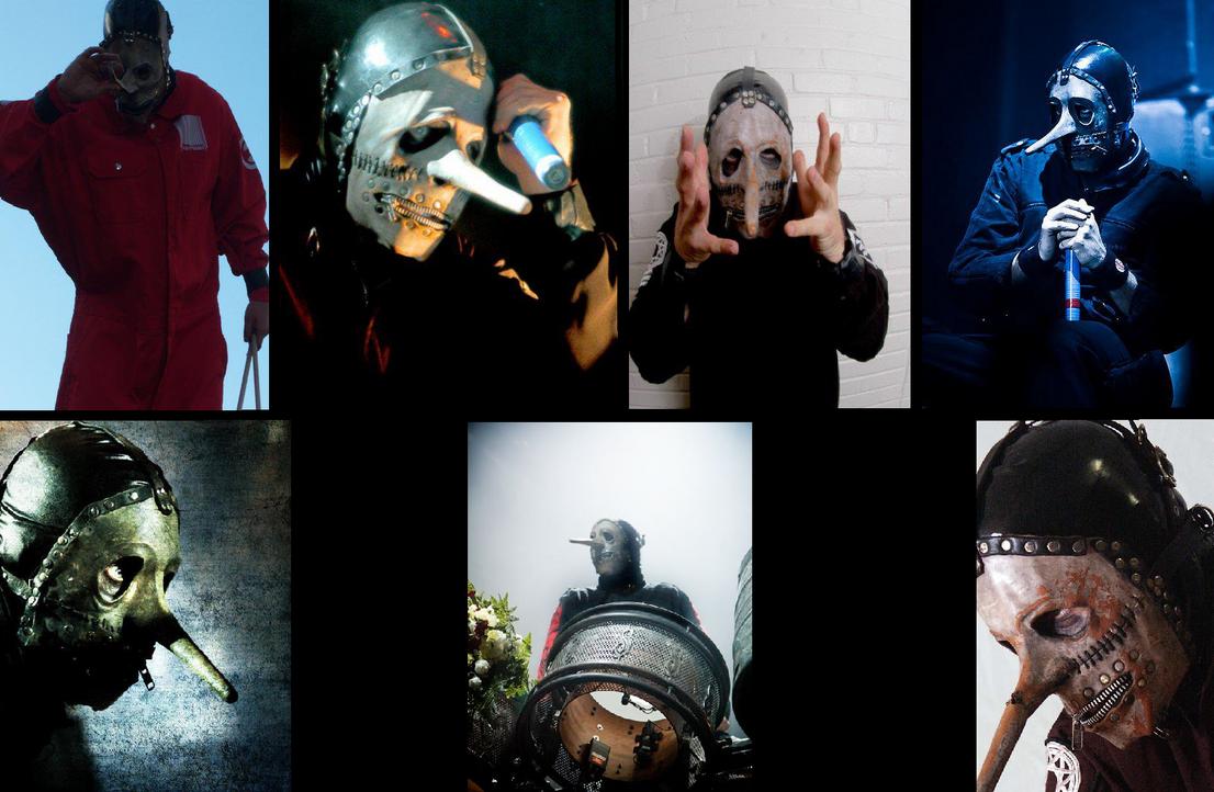 Chris Fehn Collage By SicSlipknotMaggot