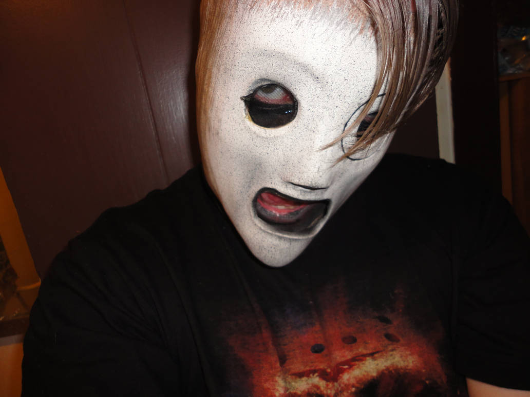 corey taylor 2011 mask