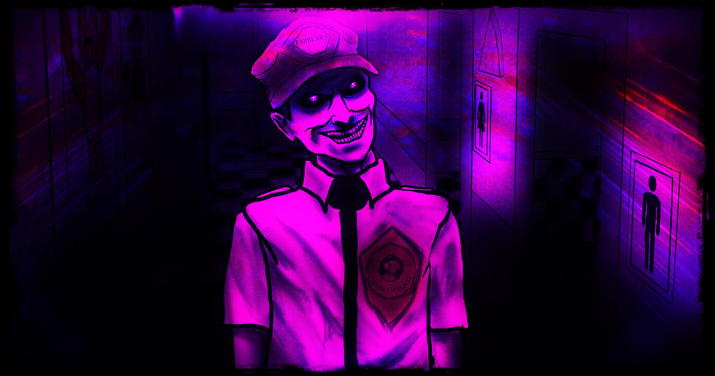 Purple guy from five nights at freddy s by sicslipknotmaggot on