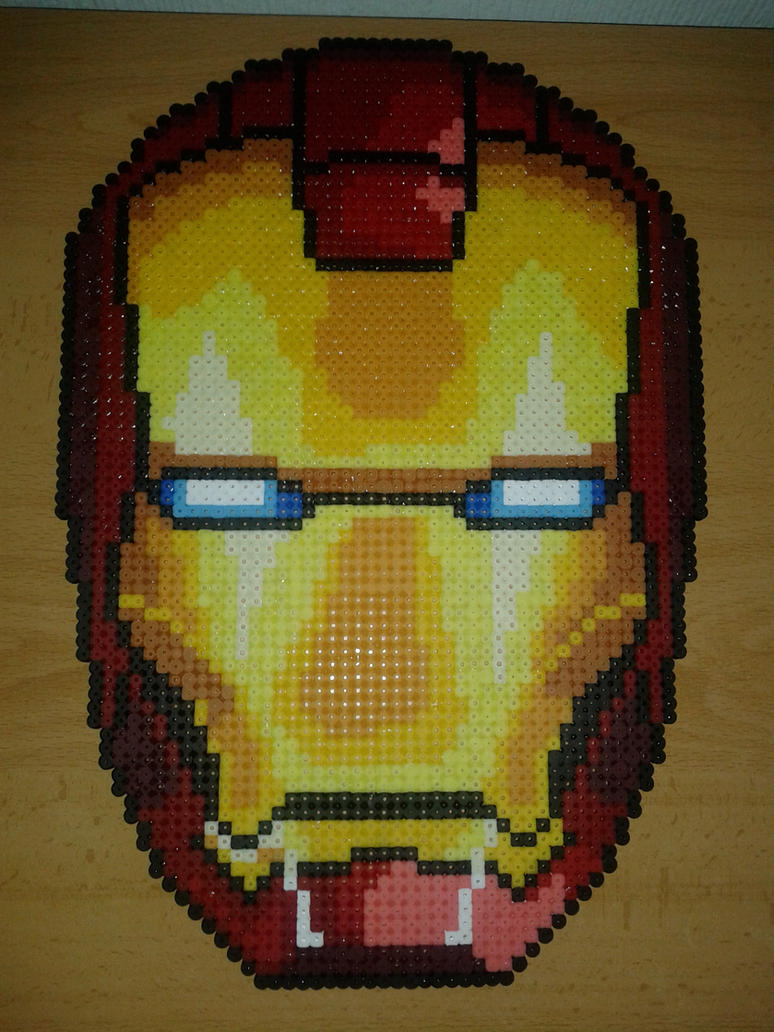 Ironman Helmet by Jesusclon