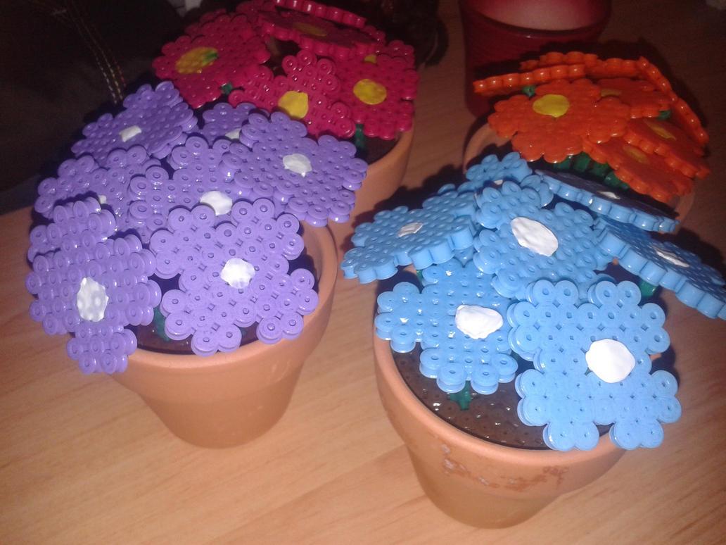 Flower Pots by Jesusclon