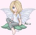 Akio by Ale-Panda