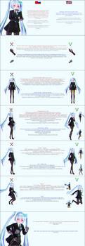Main poses tutorial by RaiR-211