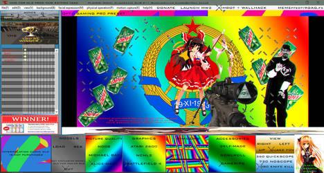 MMD R3KT 3D1T10N!!!111111111111 by RaiR-211