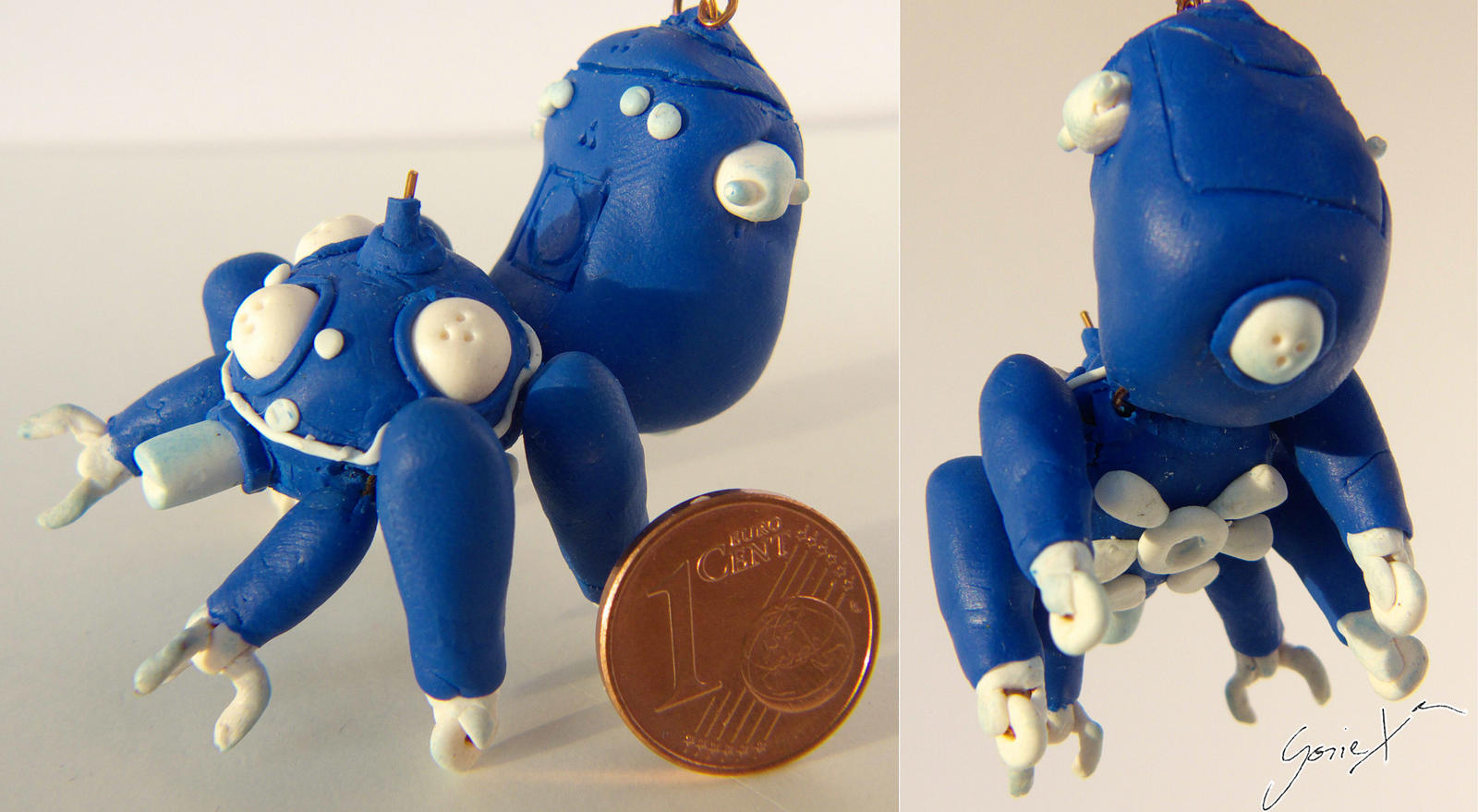 Tiny Tachikoma by GosieXvelLipa