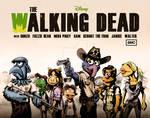 The Walking Dead Muppets