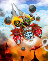 Kamikaze Goblin by Dawid-B