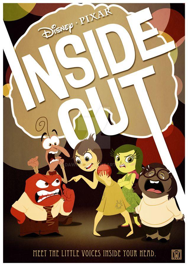 Inside Out vintage by Dawid-B