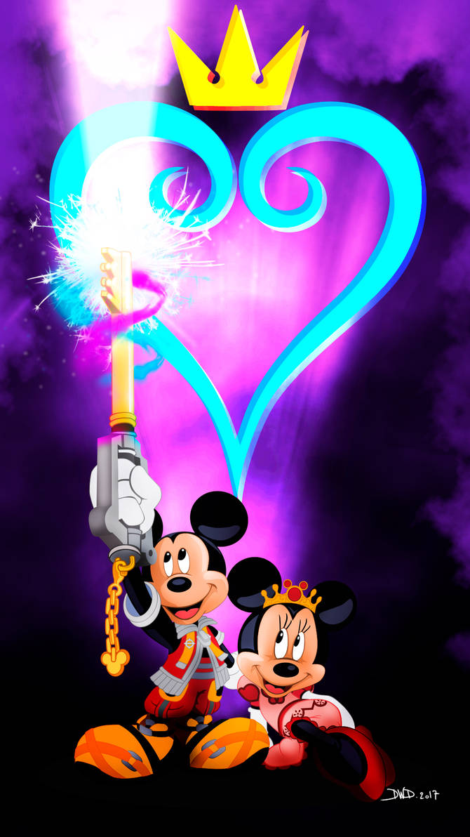 Mickey - kingdom hearts