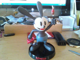 Oswald the lucky rabbit by HappyHaunts999