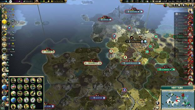Broken Civ 5 screenshot