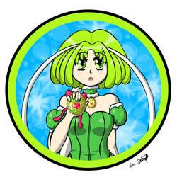 Lettuce Button