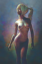 Nude 1901 by SalvidorMonkey