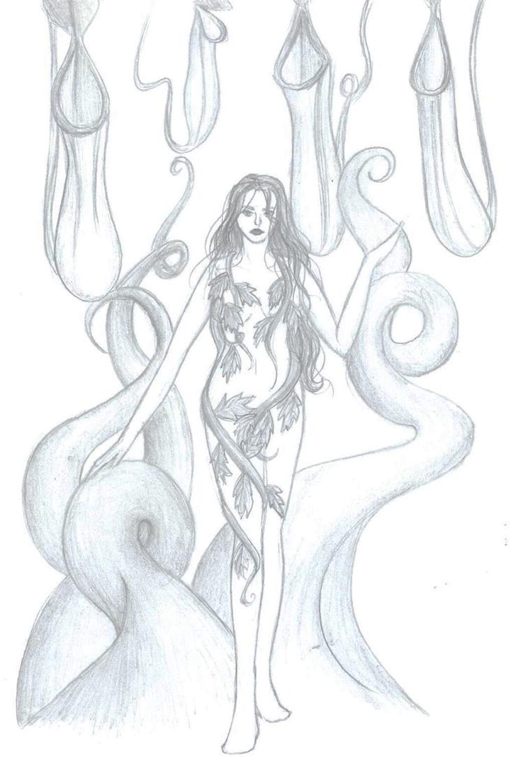 Poison Ivy by TinyLittleFirefly