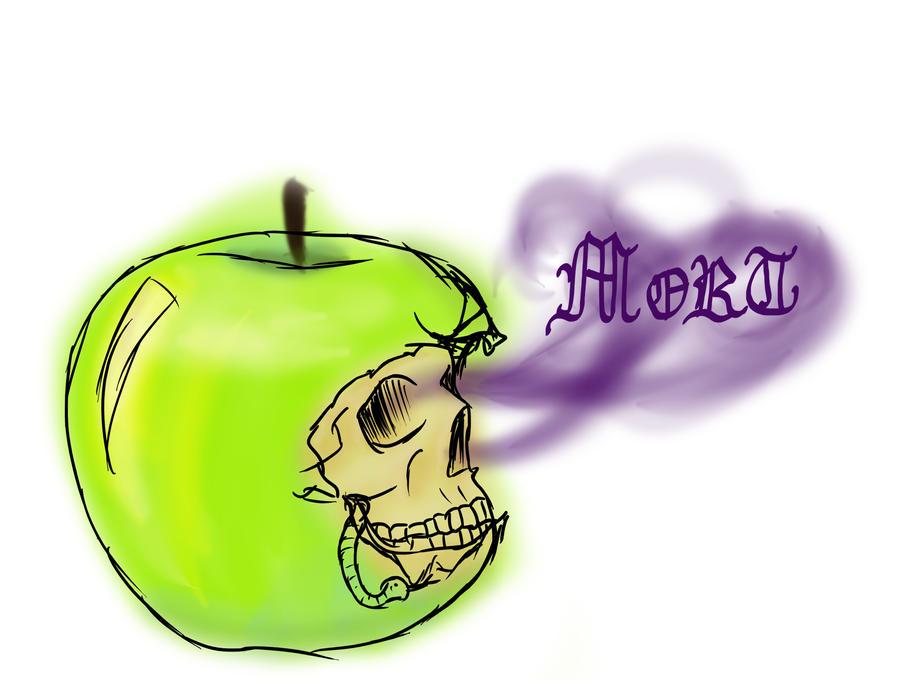 Pomme de Mort by Larkynn
