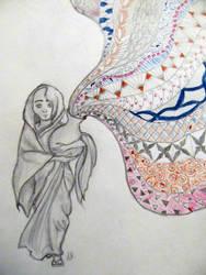 Releasing creativity by Larkynn