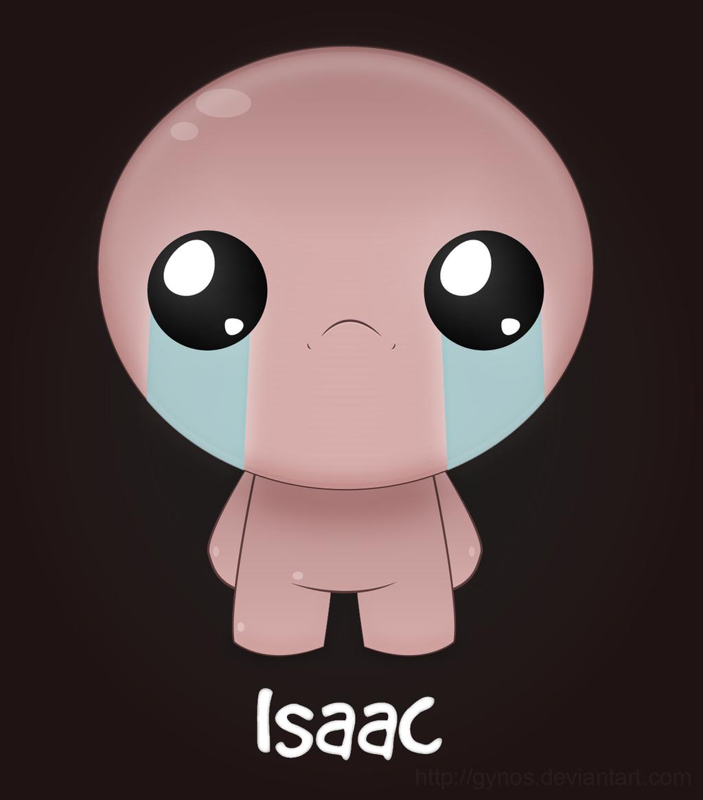 isaac of binding