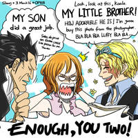 ONE PIECE CHAPTER 818
