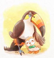 [PKSM anime Epi.4] You will always be my child by shevoj