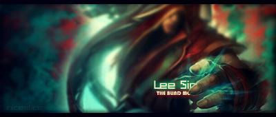 LeeSin by NiceSlicer