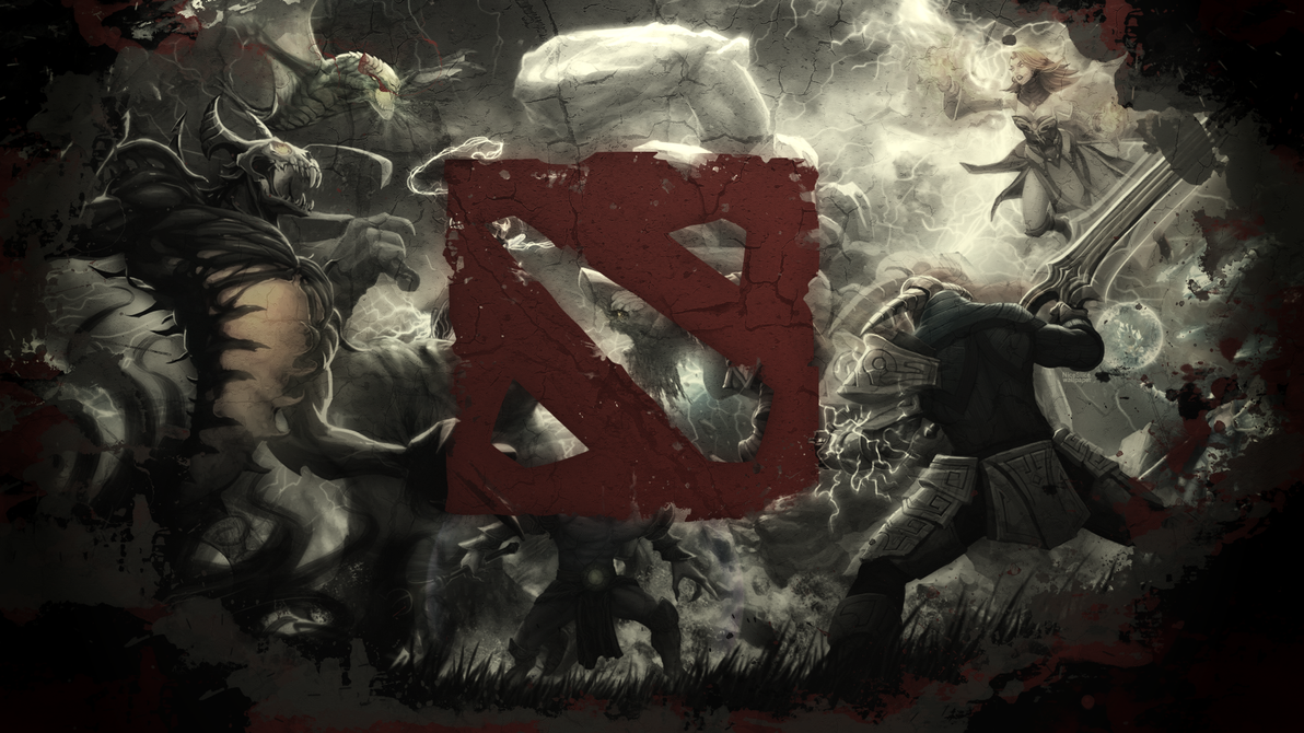 DOTA2 by NiceSlicer