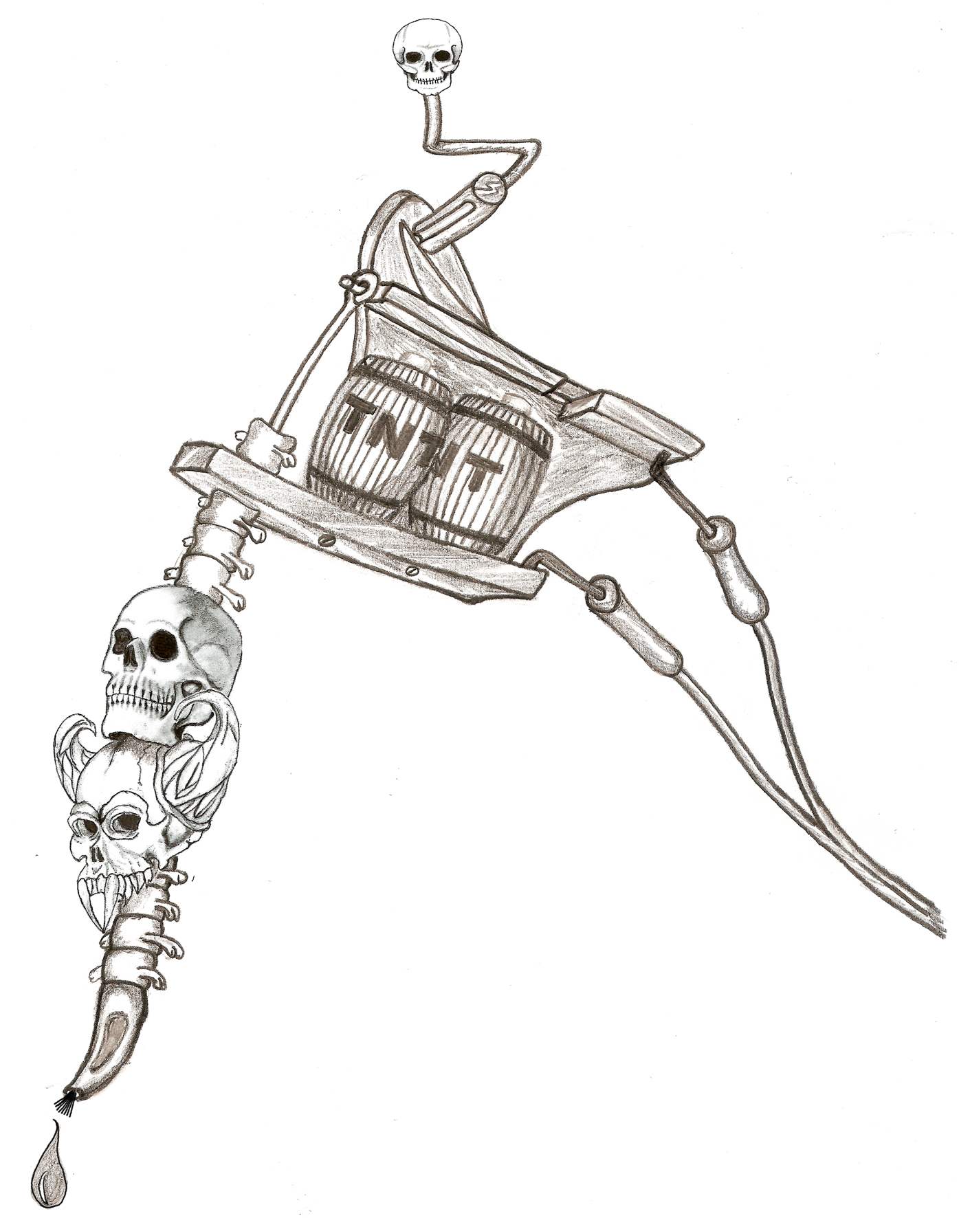 tnt tattoo machine by mrchilly on deviantart