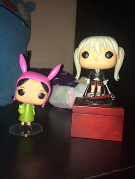 Maka and Louise