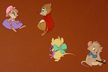 The Brisby Family