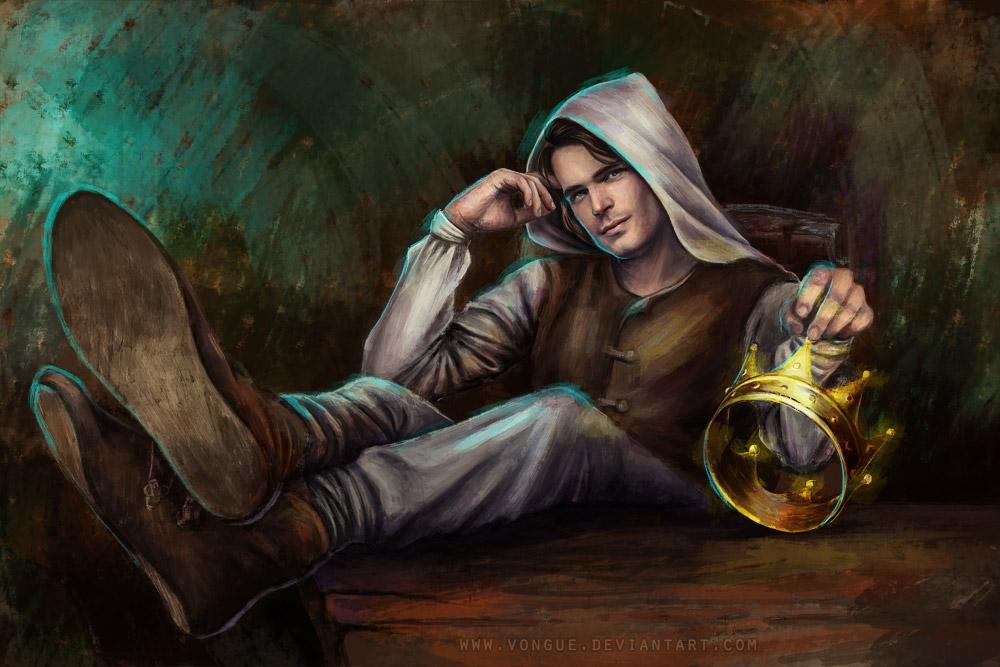 Best thief in the kingdom by vongue